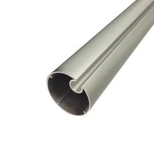 Tringle à rideau en aluminium anodisé de haute qualité de profil d'OEM