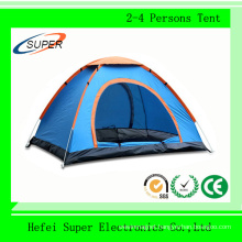 High Quality Outdoor 2-4 Person Family Camping Tent
