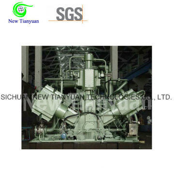 Wasserkühlung 5 Stufen Erdgas CNG Kompressor