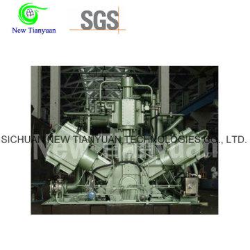 Водяное охлаждение 5 ступеней Природный газ СПГ-компрессор