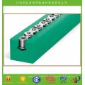 Black Nylon 66 Profile Chain Guide