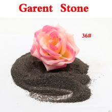High Purity Blasting Abrasives Micron 30/60 Mesh Garnet Sand Prix