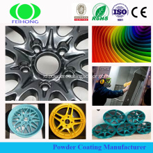 Powder Coating State dan Hot meleleh Aplikasi Cara cat marking jalan