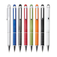 Stylish pen with stylus