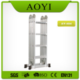 16 steps aluminum multipurpose ladder