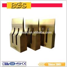Lâmina de corte ultra-sônica da indústria usada para alimentos ou corte de plástico