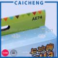 Boîte d'emballage en papier ondulé avec logo imprimé