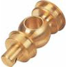 Kupfer-Drehteile Vernickelung