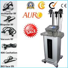 Machine de beauté de fréquence de radion de régime de la cavitation 40k d'usine rapide amincissant