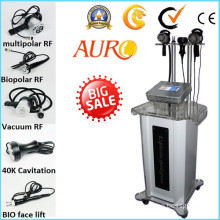 Factory Price 40k Cavitation Quick Slimming Radion Frequency Beauty Machine