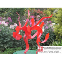High quality Modern Stainless Steel Sculpture