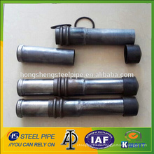 Nahtlose Carbon-Klammer Sonic Logging Test Pipe Preis
