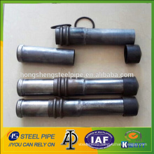 seamless carbon clamp Sonic logging Test Pipe price