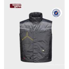 Man sleeveless Work Multi Pocket winter padded hunting vest