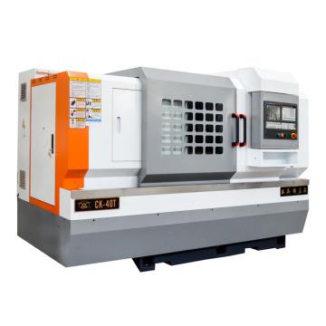 CNC-Drehmaschine für die Metall-Turing-Produktion