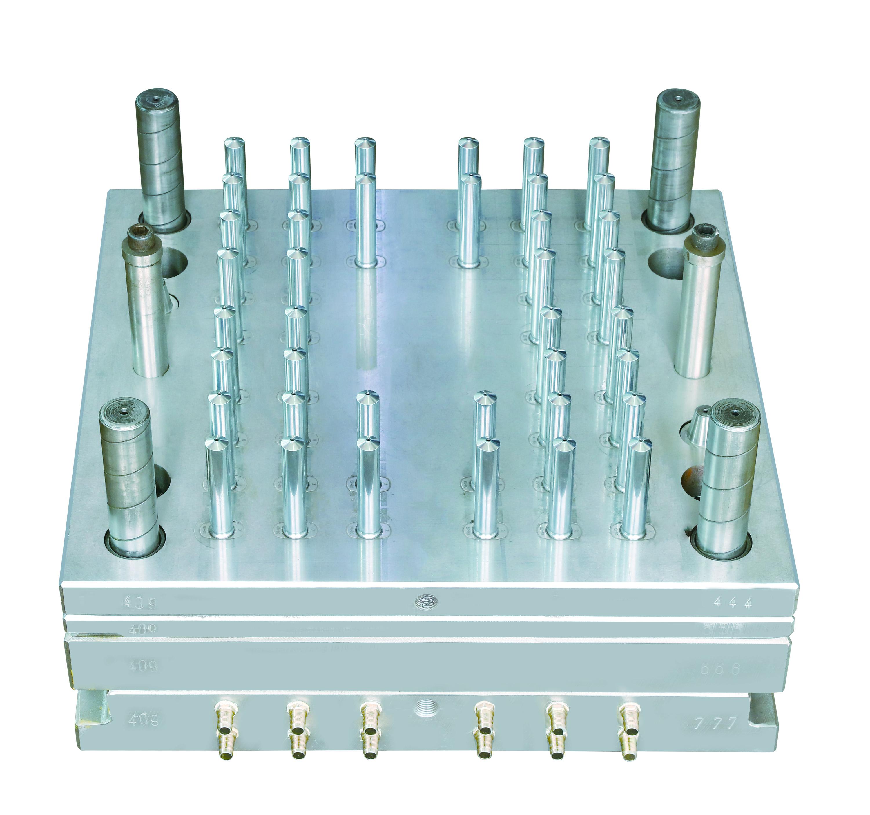 syringe barrel mold