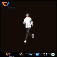 hohe Licht reflektierende laufende Sicherheitsjacke / reflektierende Jacke Sicherheitsfahrradjacke