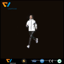 high light reflective running safety jacket / reflective jacket safety bike jacket