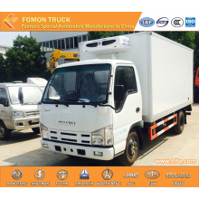 Japan Technology 4X2 Cooling Van Truck Best Price