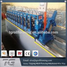 Machine de fabrication de quille de machine à quille de précision en acier de couleur de haute qualité
