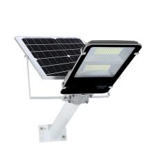 Luz de rua conduzida solar exterior com bateria de lítio