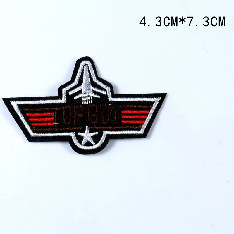Military Patch Embroidery Clothes