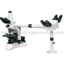 Bestscope BS-2080mh Multi-Head Microscope with Green  LED  Pointer