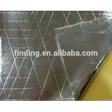 Dupla - face da isolação da folha de alumínio reflexivo