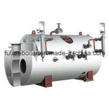 Oil Fired 1.5 Ton Marine Steam Boiler