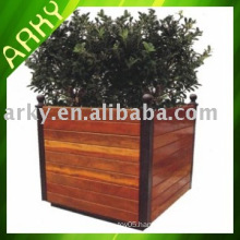 Good Quality Garden Wooden Flower Planter