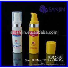 2014 Новый продукт 30 мл безвоздушная бутылка