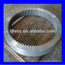 Large diameter ring gear widely used for machine