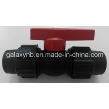 Hot Sale Competitive PP Ball Valve for Irrigation