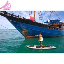 opblaasbare stand-up paddle board peddels om te surfen
