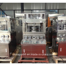 Rotary Tablet Press Machine para fabricación de cápsulas (ZPW-29)