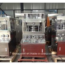 Machine de presse à comprimés rotative pour la fabrication de comprimés (ZPW-29)