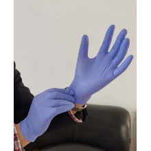 Disposable Vinyl Clinical Gloves Safety Gloves