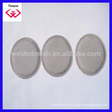 Disco de filtro sinterizado SS con precio competitivo