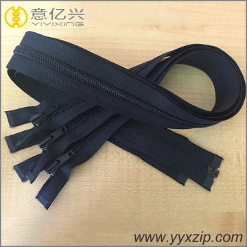 No.10 Two Way X Typ Nylon Coil Zipper