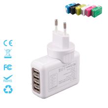 Chargeur de charge interchangeable à quatre ports 5V = 3.1A