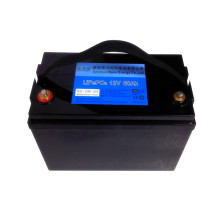 Rechargeable 12V LiFePO4 Battery 60 Ah