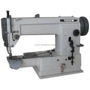 Colocar la máquina de coser la manga