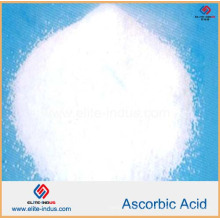 Cristal Monoclinique Blanc Vitamine C