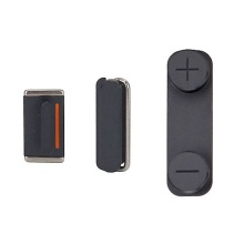 Side Key Button Set for iPhone 5 Parts