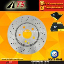 Japão rotor de disco de freio do carro, peças de peças de peças de freio de disco fábrica