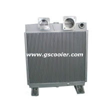 Enfriador de aluminio para compresor de pistones