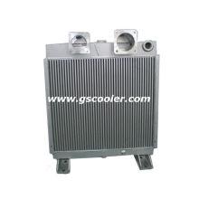 Refrigerador de alumínio para compressor de pistão