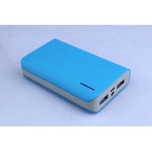 Dc 5v Blue 10400mah Universal Led Power Bank External Battery With Led Screen