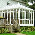Perfil de alumínio varanda / casa de vidro / jardim quarto / quarto de sol (FT-S)