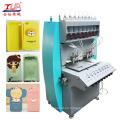 Máquina dispensadora de cubierta de teléfono de silicona de fácil operación